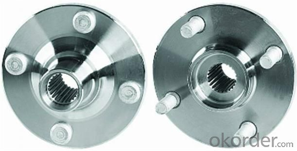 WHEEL HUB 43502-0D030 FOR TOYOTA YARIS/VERSO/IQ TOYOTA ECHO 2000