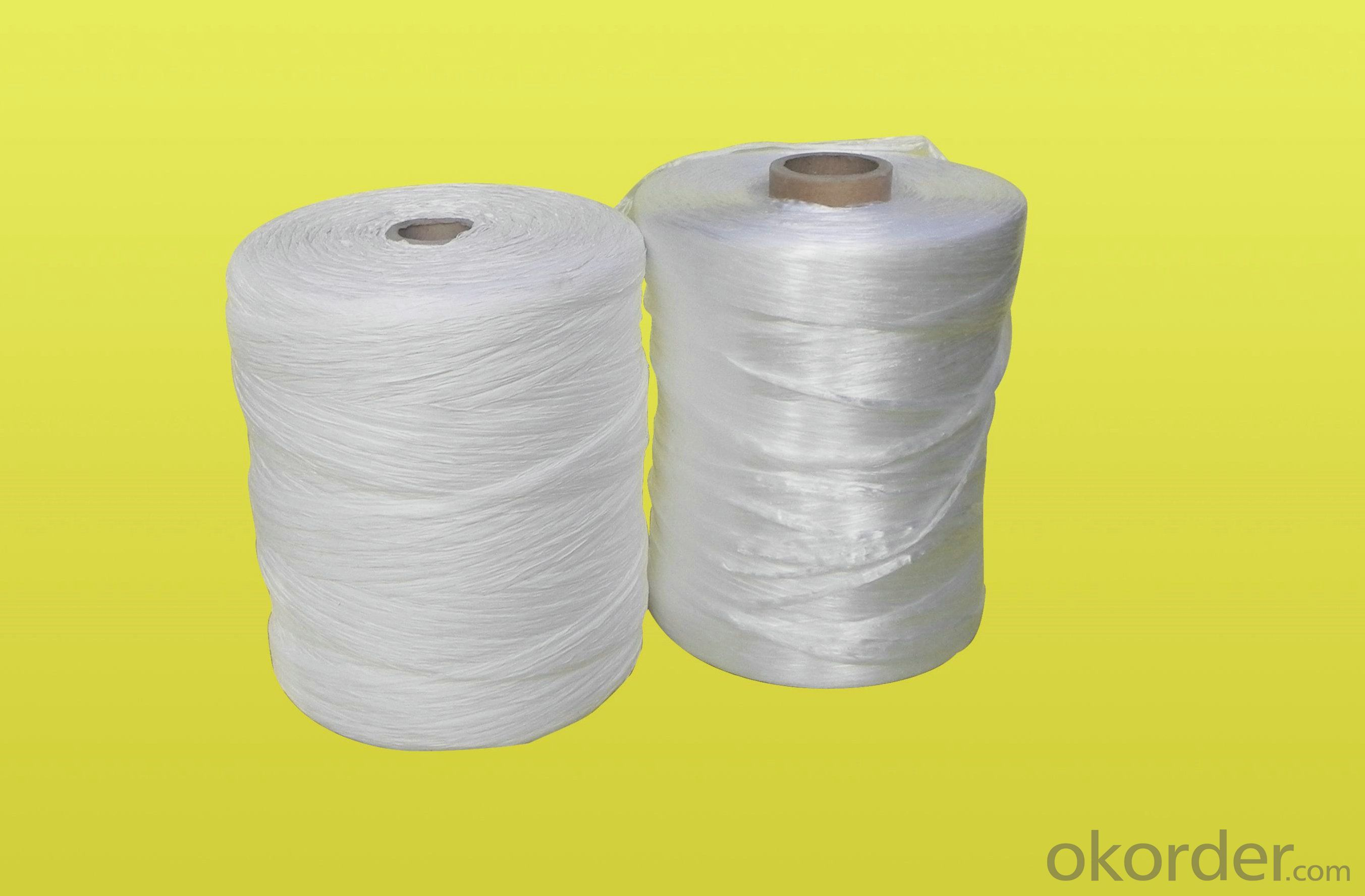 PP split yarn for cable filler