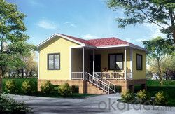 Delin Prefabricated House Aerial Villa 40Sqm-12