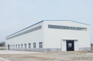 manufacturing steel structure warehouse