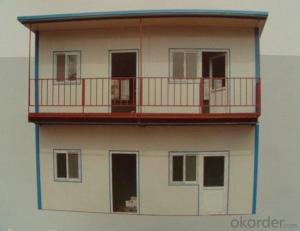 Prefabricated houses sandwich panels home