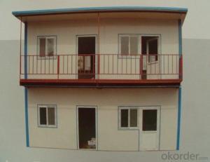 Prefabricated houses sandwich panels home