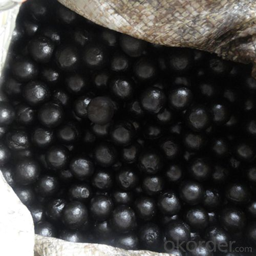 High Chrome Cast Iron Ball Mill Grinding Balls