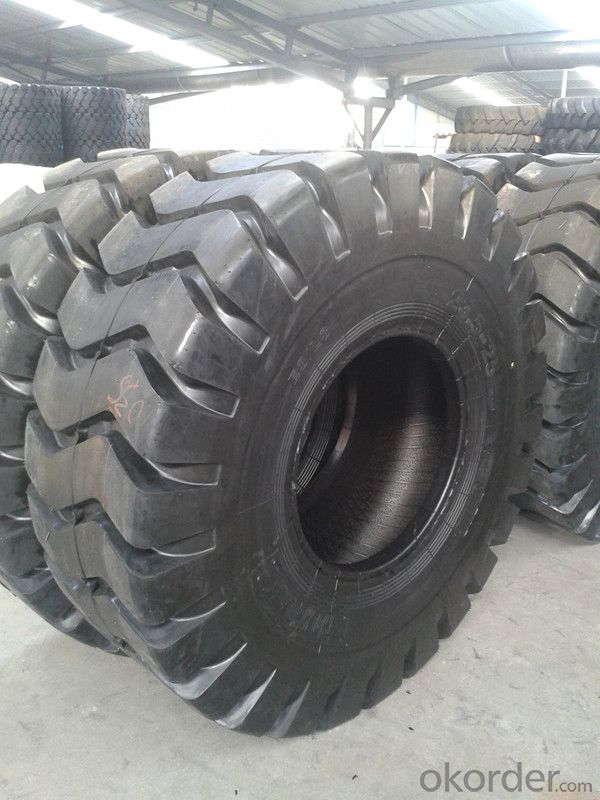 OTR Tyres(26.5X25 29.5X25 L-3/E-3 Pattern)