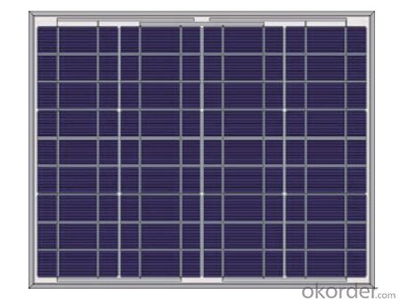 Polycrystalline silicon solar panel(CR045P-CR040P)