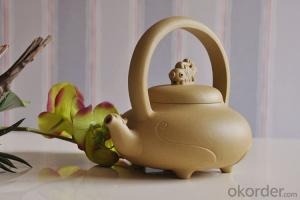Handmade Teapot  From China (number 1119)