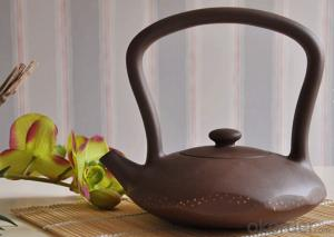 Handmade Teapot  From China (number 1112)