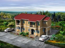 Delin Prefabricated House G+1 Duplex House 320Sqm-18