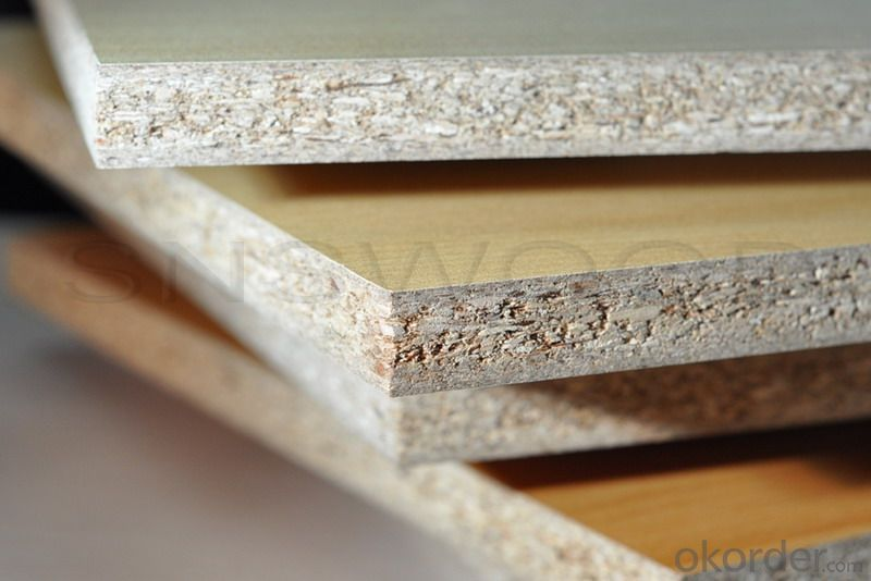 Melamine face Particle Board(1830*2440mm)