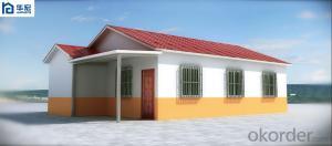 Cheap cement house