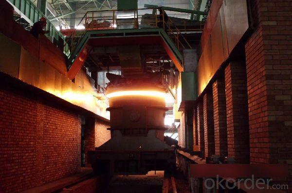 LF Ladle Refinining Furnace