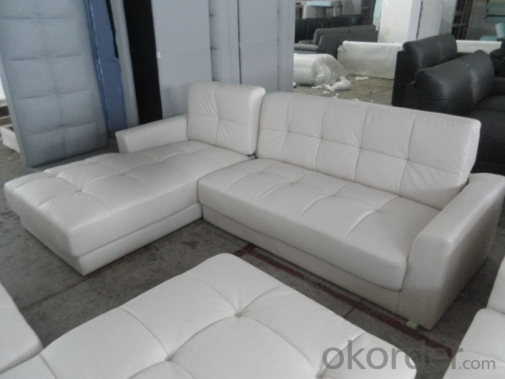 Sofa furniture factory , small size simple design sofa 611