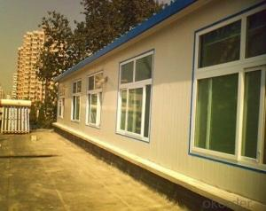 Prefabricated housing, modular housing