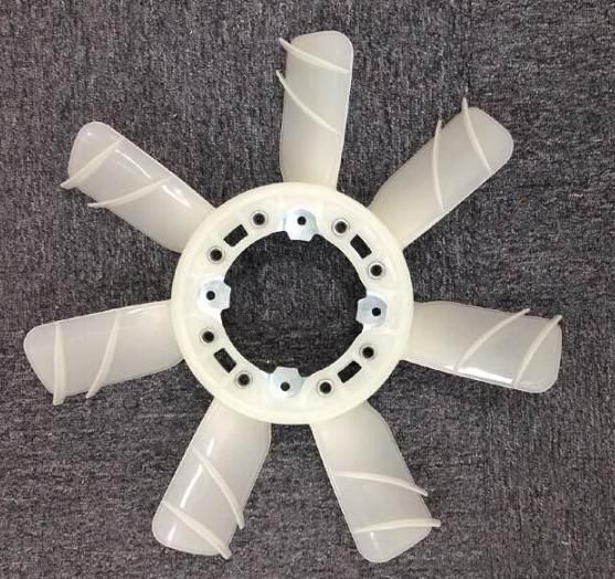 Quality Toyota 4WD Parts: Fan Blade, OE no.: 16361-61020, 16361-0L020, 16361-17010 etc.