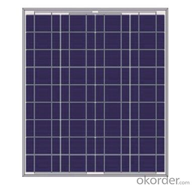 Polycrystalline silicon solar panel(CR070P-CR060P)