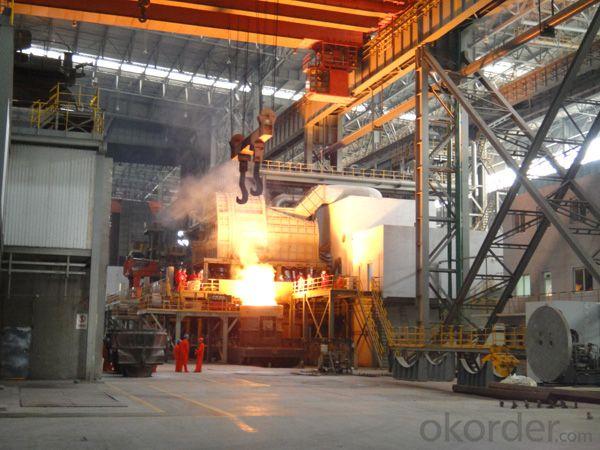 Ferroalloy Arc furnace /ferro alloy refining furnace