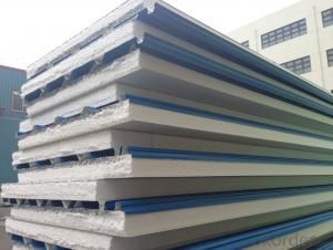 eps sandwich roof  panels