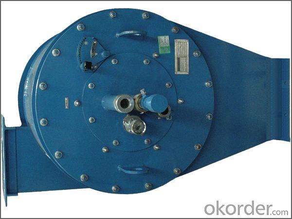 Burner for Hydrogenation Unit Heater