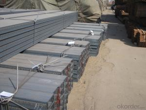 JIS GB Standard Hot Rolled Steel U-channel