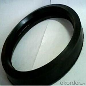 High Pressure Concrete Pump Rubber Seal Gasket