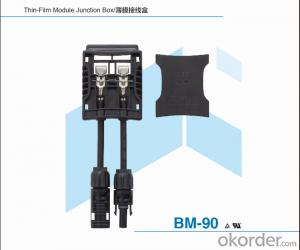 Mini Unpotting Junction  Box for Solar Module BM-90
