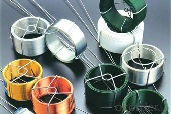 P VC COATED WIRE