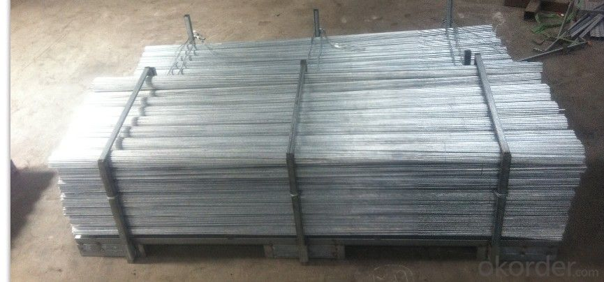Galvanized Soft Straight Cut Wire