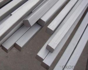 Hot Rolled Square Carbon Steel Bar with Many Sizes