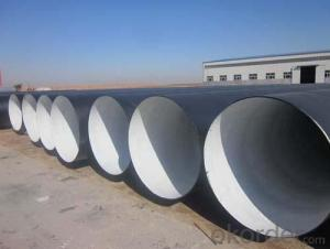 Three Layer PE Coated Anti-Corrosion Steel Pipe