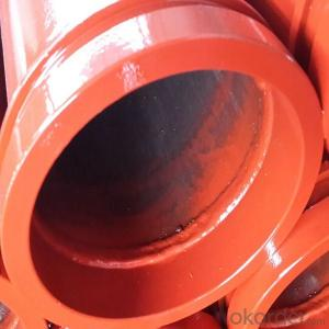 Concrete Pump Truck Parts Delivery Normal Pipe