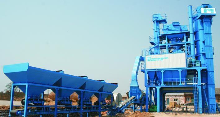 Asphalt Mixing Plant  JD1000