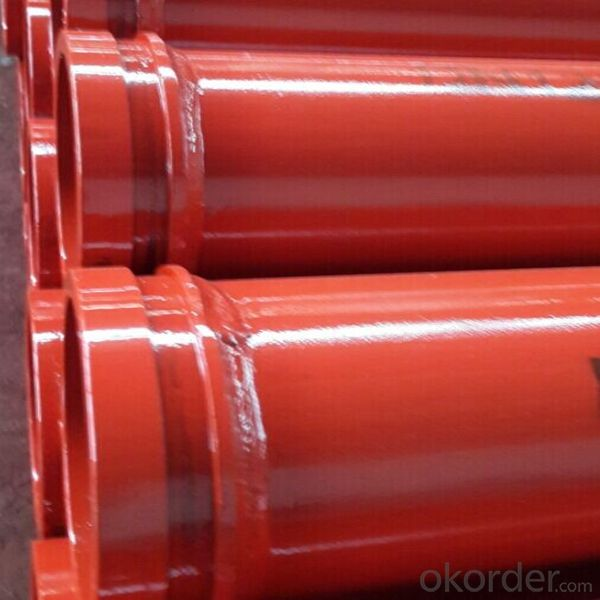 DN125 Wear Concrete Pump Truck Parts Delivery Pipe