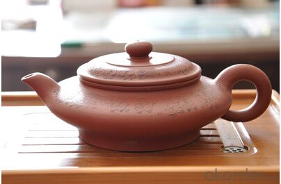 Handmade Teapot  From China (number 1109)