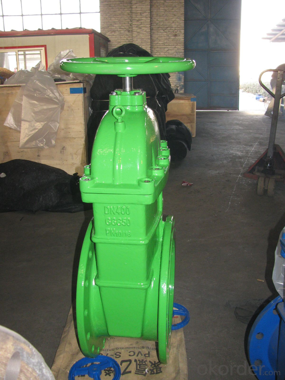 Non-rising Stem Metal Seated Gate Valve ISO5208