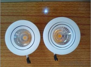 40 degree indoor flush mount ceiling light, 220V COB led ceiling light