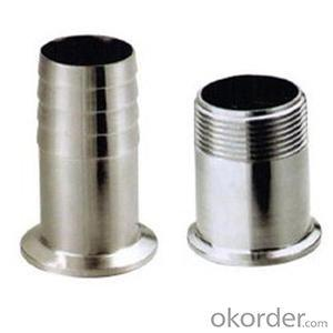 Hydraulic hose fittings ISO DN010