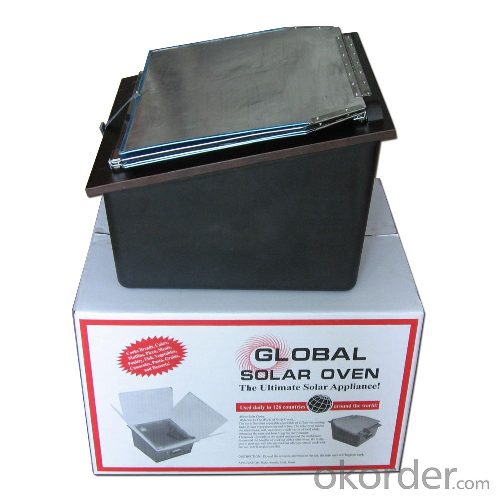 environmental friendly solar oven