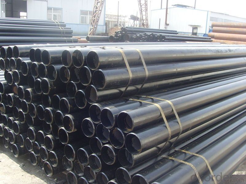 ASTM A53 Gr.B Seamless Steel Tubes And Pipes