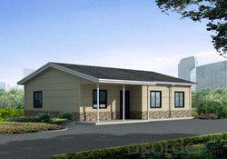 Delin Prefabricated House G+0 Villa 99.74Sqm-05