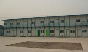 China, modular building, removable prefabricated houses