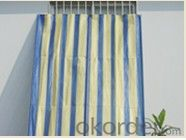 Sunshade net different color for window screen