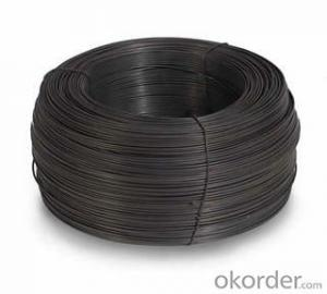 Black Annealed Iron Wire Binding Wire Use as Building Binding Material