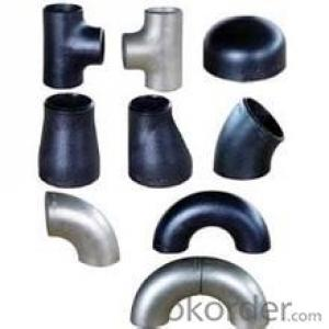 BUTT WELDING PIPE FITTINGS
