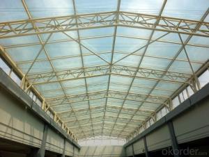 Light Steel Structure  workshop XGZ007