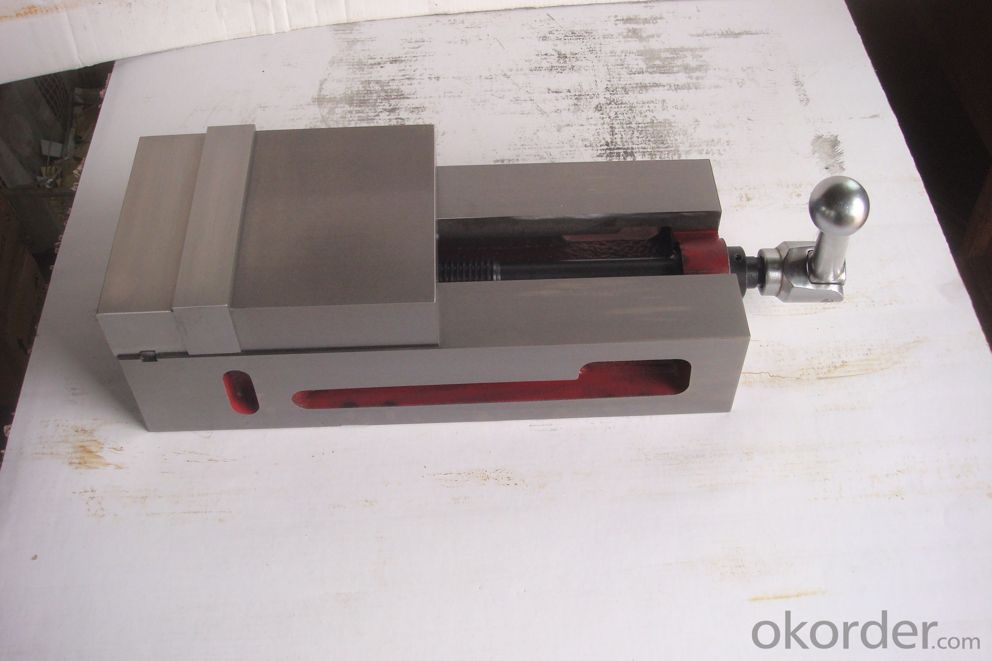 QM16100N ACCU-LOCK PRECISION MACHINE VICE
