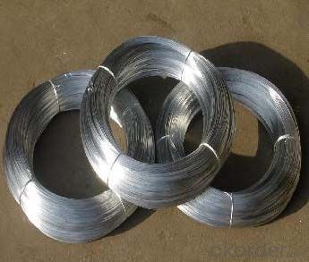 Hot Dipped Galvanized Iron Wire Most Cheap For This Low Market