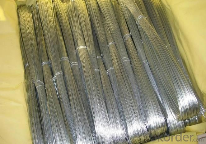 High Quality Galvanized U Type Wire
