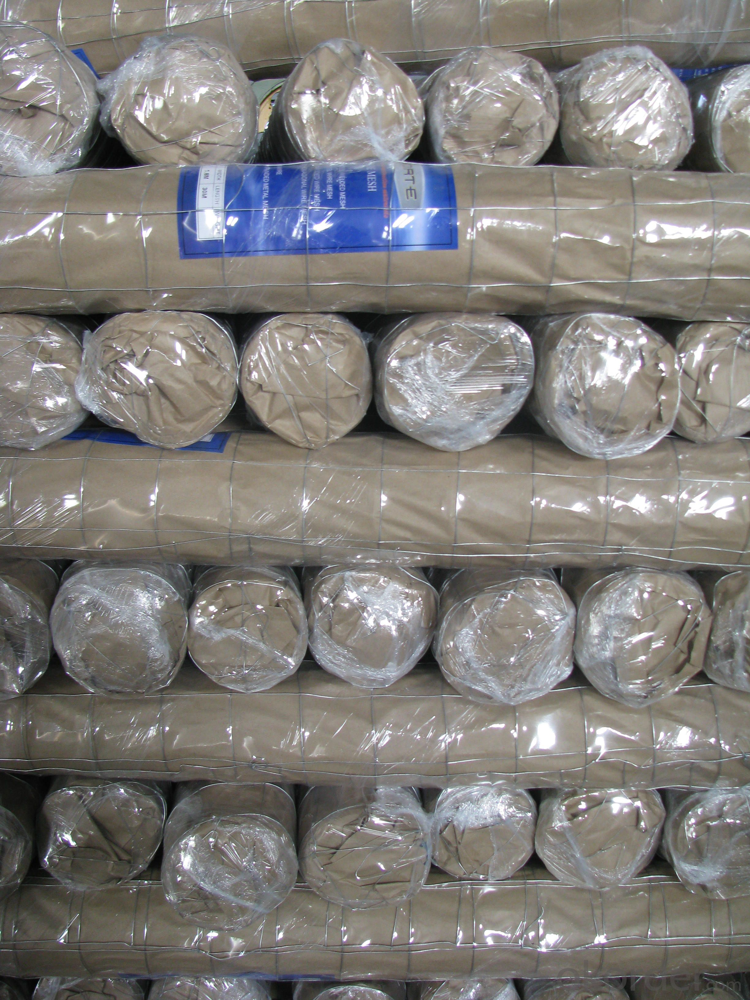 Fence Roll With PVC Coating