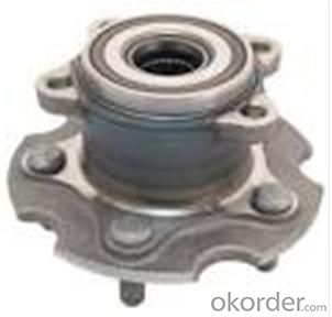 Toyota Rav4 Wheel Hub. OE number: 42410-42010, 42410-42040