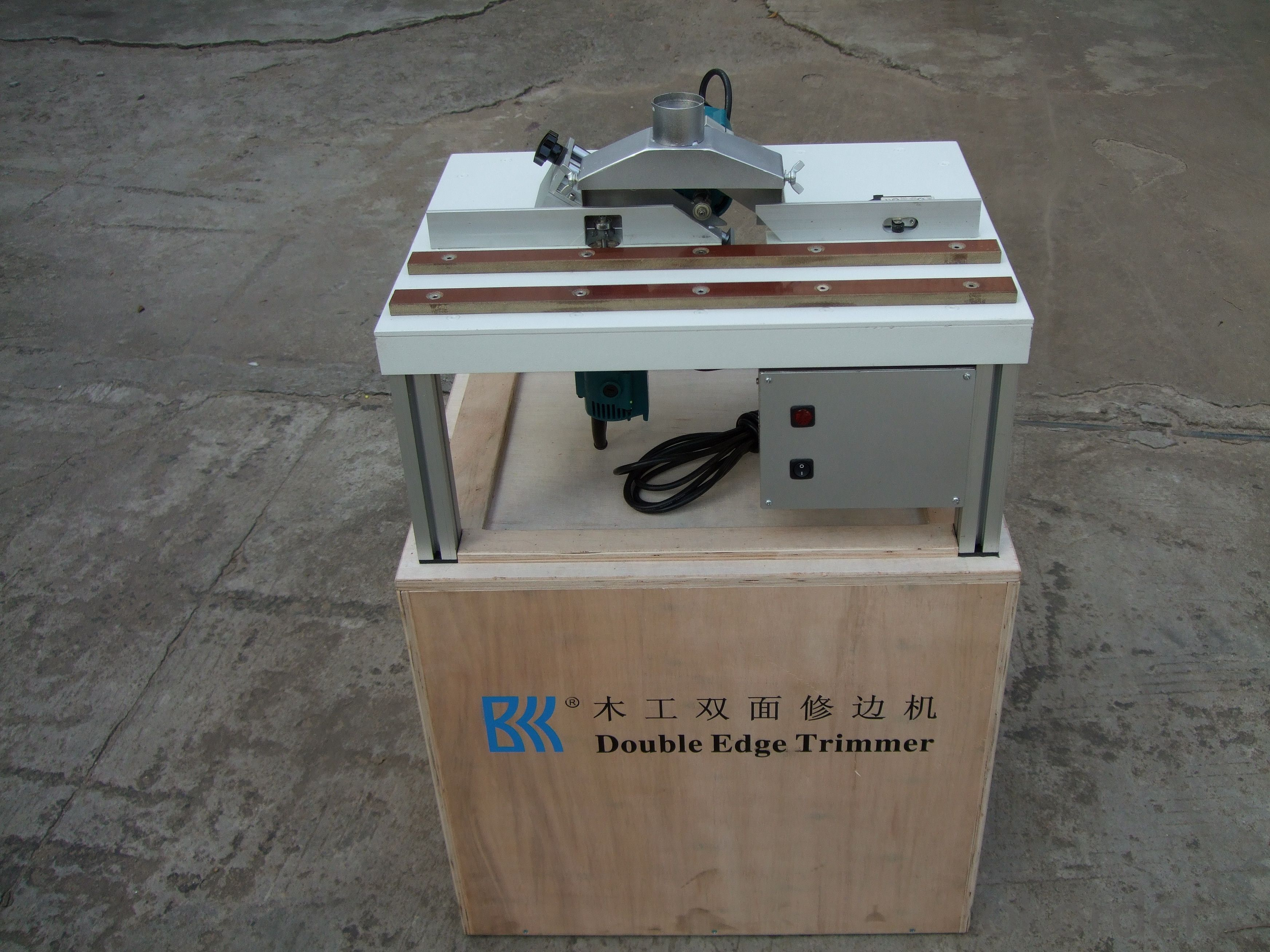 Furniture edge bander machine